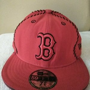 New Era Boston Red Sox fitted cap